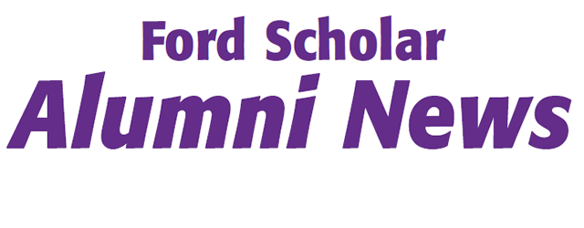 Ford Scholar Alumni News is published twice a year. The Ford Family Foundation Norm Smith, President  Denise M. Callahan, Director of Scholarship Programs The Ford Family Foundation Board of Directors: Ronald...